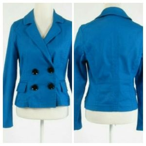 💕Express studio design celestial blue jacket